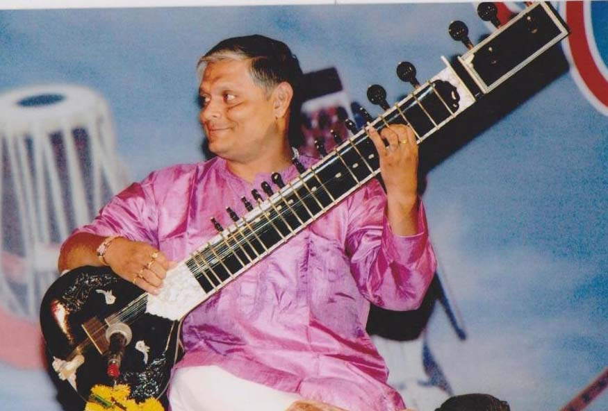 contact details for dr. akhilesh sapre sitar artist of india
