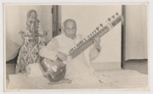 Pandit Bimlendu Mukherjee my Guru